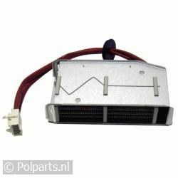 Verwarmingselement 1400W 1000W 2x clixon