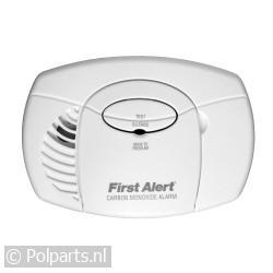 Koolmonoxidemelder 85dB luid alarmsignaal