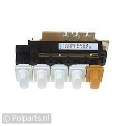 Schakelaar druktoets 5 DPS