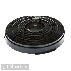 Filter koolstof 25cm -model 34-