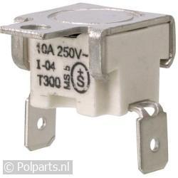 Thermostaat vast van oven -2 contacten-