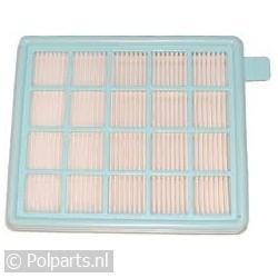 Hepa filter 146x126x35mm