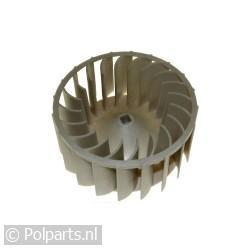 Waaier kunststof -19cm diameter-