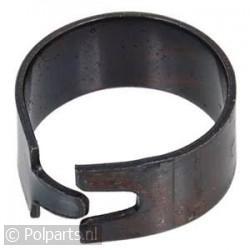 Ring achter draaiknop