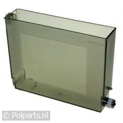 Waterreservoir voor stoomoven