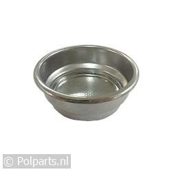 Filter voor pads perfect crema filter -2kops- CRP969/01