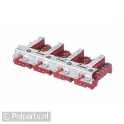 Energieregelaar blok 4x 00093969