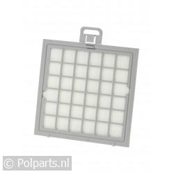 Hepa filter 130x130x22mm