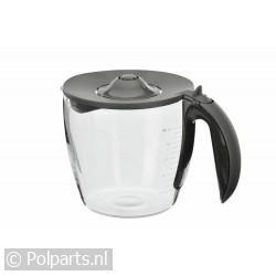 Koffiekan 10-15 kops -donkergrijs-
