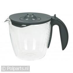 Koffiekan 10/15 kops -grijs-