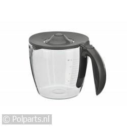 Koffiekan 10-15 kops -grijs-