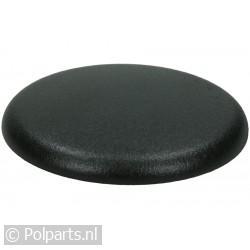 Branderdeksel wok zwart binnen klein C00260675