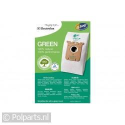 Stofzuigerzak S-Bag Green E212B
