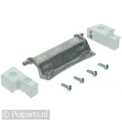 Scharnier van deur -metaal-