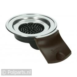 Padhouder espresso 1 kops