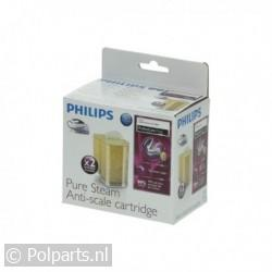 Antikalk cartridge -2 stuks-
