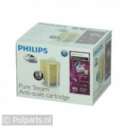 Antikalk cartridge -4 stuks-