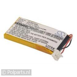DWBATT03 accu 205mAh 3.7V Li-Polymer