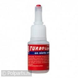 Turbolijm zeer sterk 4 gram