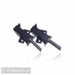 Koolborstel los -PM motor- 6x12