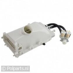 Zeepbak houder met deksel en inlaatventiel DC97-16005C