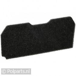 Filter spons 215x105mm