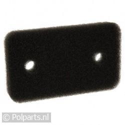 Filter van condensor 130x220x30mm