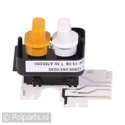 Schakelaar druktoets 2 DPS