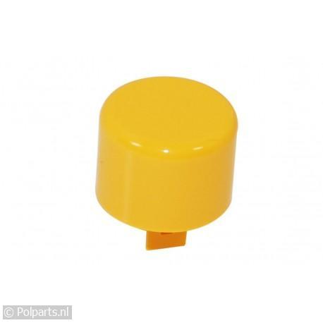 Drukknop geel