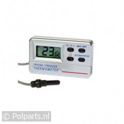 Digitale thermometer koelkast/vriezer -met alarm-