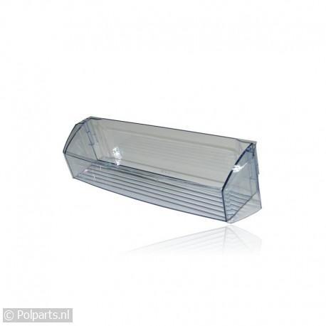 Flessenrek transparant 420x113x100mm