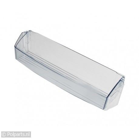 Flessenrek transparant 484x112x110mm