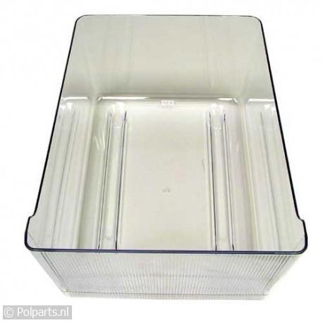 Groentelade transparant 315x230x175mm