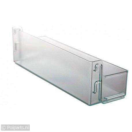 Flessenrek transparant 415x115x115mm
