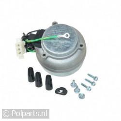 Motor ventilator -2 W- compleet