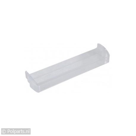 Flessenrek transparant 420x100x60mm