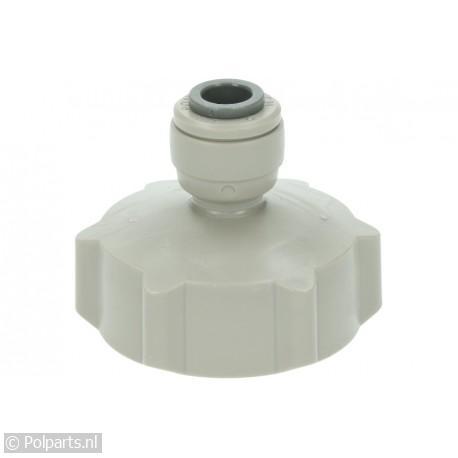Wartel kraanaansluiting 3/4 slang 6mm