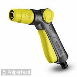 Regelbaar spuitpistool
