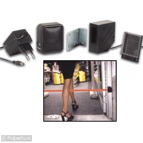 Mini IR beveiligingssysteem - 7 m