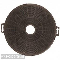 Filter carbon 210mm met accessoires