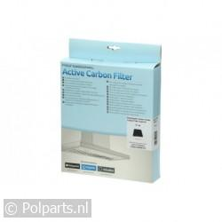 Filter vierkant 240x228x30mm