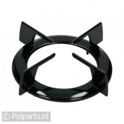 Pannendrager zwart 198mm breed 45mm hoog C00098930