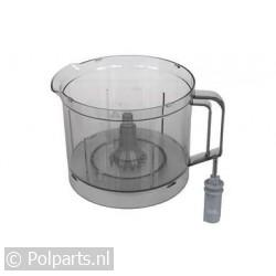 Mengkom 1,5 liter met aandrijving