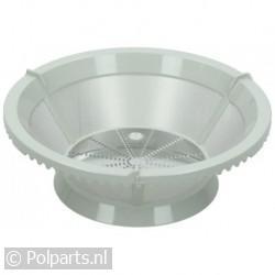 Zeef filter voor sapcentrifuge