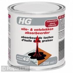 HG Reiniger natuursteen olie & vlekken