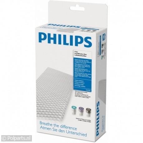 Philips bevochtigingsfilter