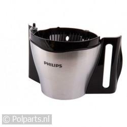 Filter van koffiezetapparaat CRP432/01