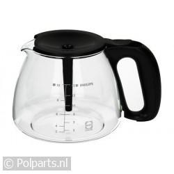Koffiekan 10-15 kops HD5022/01 zwart