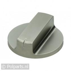 Functieknop -zilver-