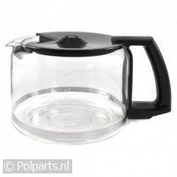 Koffiekan 10-15 kops -zwart- TS10